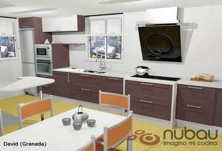Presupuestos para tus muebles de cocina nubau for Presupuesto muebles de cocina